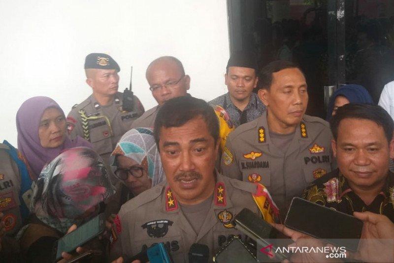 Kapolda Sumut mendengar Wali Kota Medan kena OTT KPK