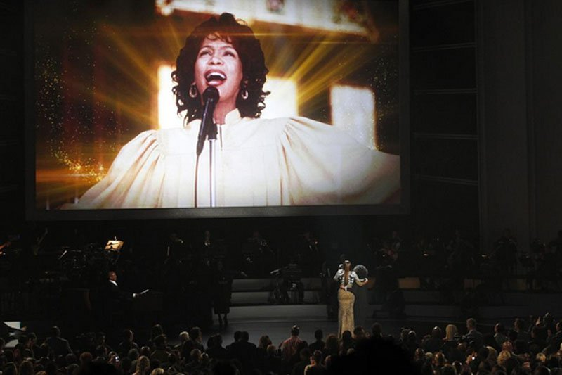 Whitney Houston masuk nominasi Rock Hall of Fame