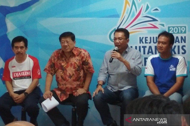 PBSI nilai jumlah sentra bulu tangkis di Indonesia perlu diperbanyak