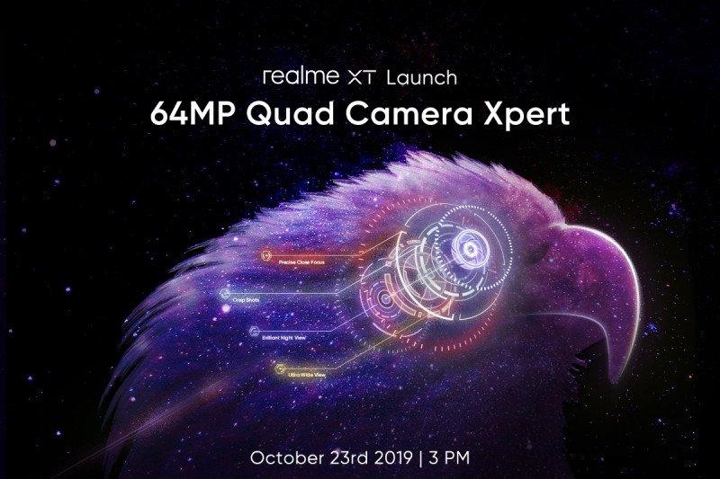 Mengulas smartphone berkamera 64MP dari Realme XT