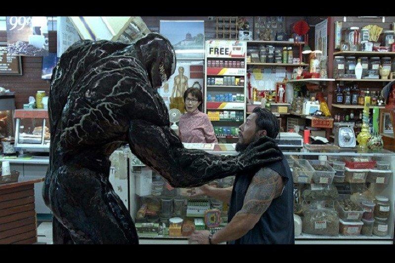 Venom dan Spider-Man akan berkonfrontasi di film baru mendatang