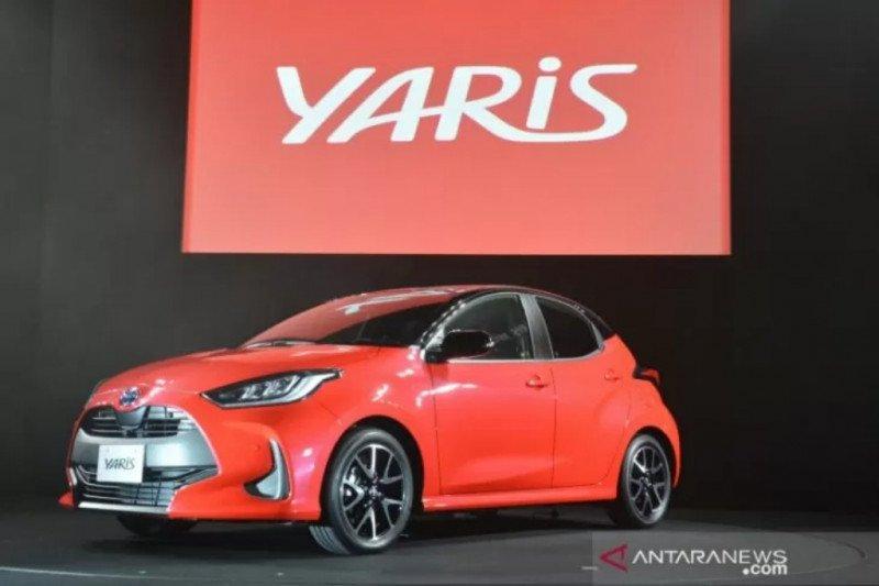 Toyota perkenalkan Yaris generasi keempat