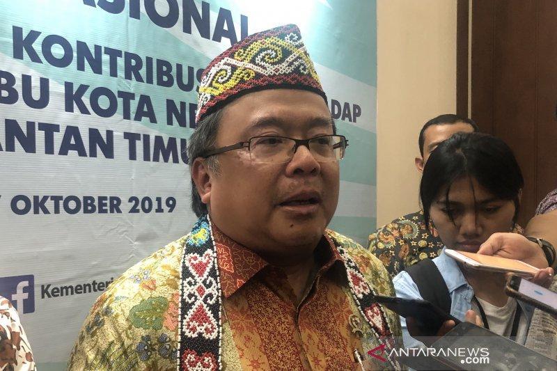 Bappenas akan tindak lanjuti permintaan masyarakat Suku Dayak
