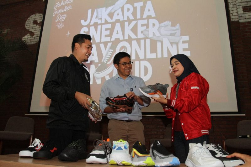Jakarta Sneaker Day diundur, antisipasi bahaya virus corona