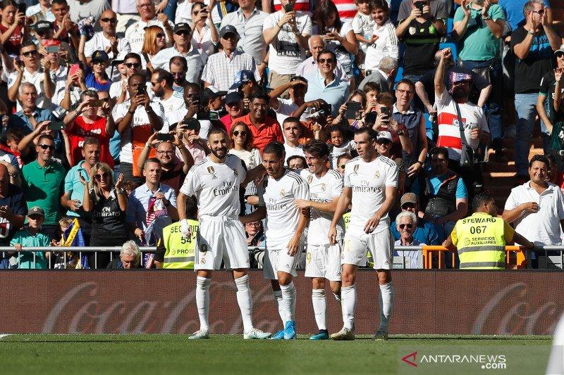 Madrid bertandang ke Mallorca tanpa sejumlah pemain kunci