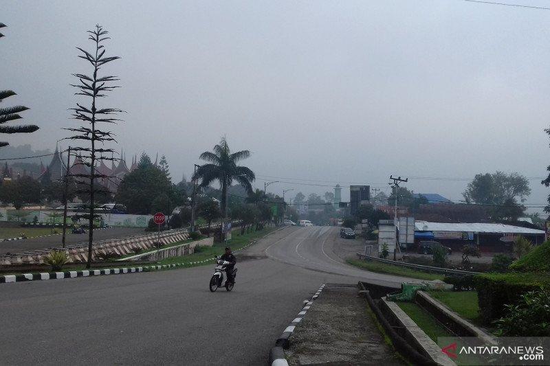 Kualitas udara tidak sehat, Pemkab Solok kembali liburkan sekolah tiga hari