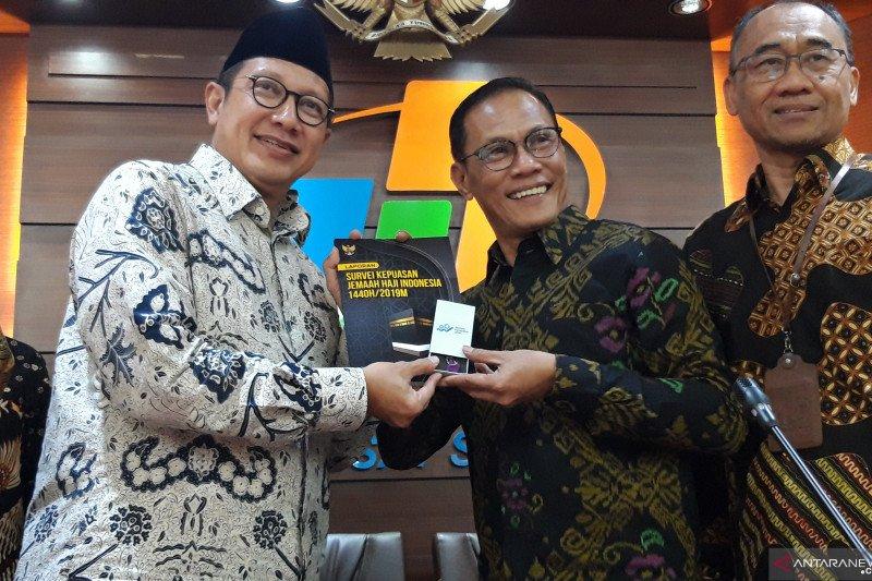 BPS: Jamaah haji Indonesia keluhkan layanan transportasi bus