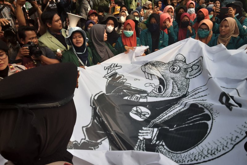 BEM Seluruh Indonesia akan undang Presiden Jokowi untuk dialog terbuka