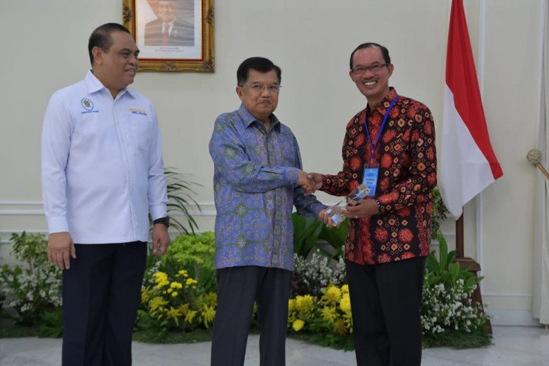 Palembang raih penghargaan Inovasi Pelayanan Publik 2019