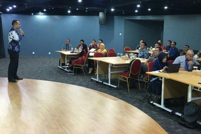 KPK selenggarakan pelatihan peningkatan kapabilitas SPI 20 BUMN/BUMD