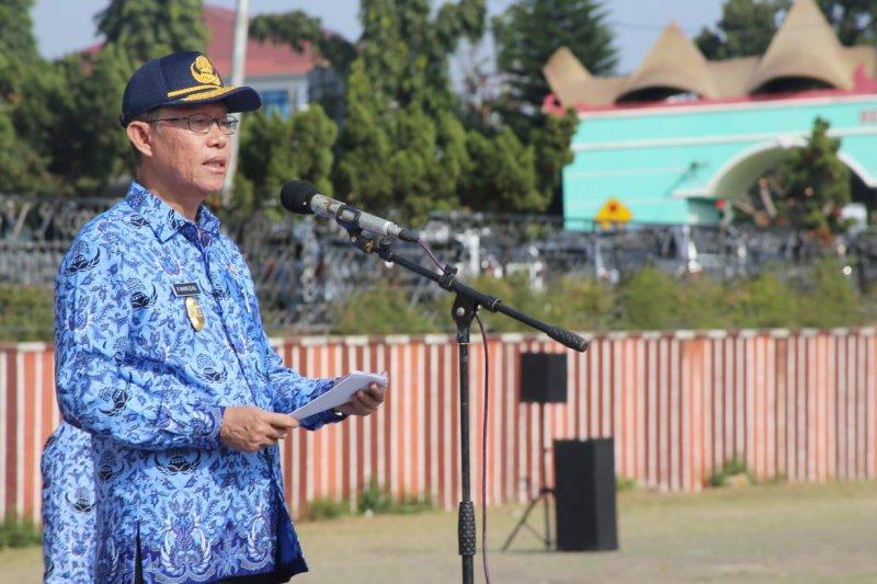 Gubernur minta pejabat ikuti seleksi jabatan pimpinan tinggi pratama