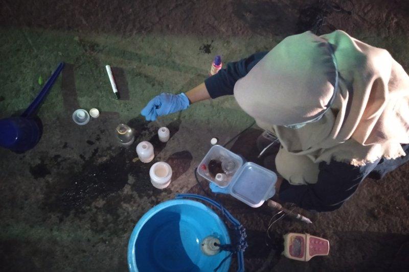 Tim Lab PJT: Sungai Cilamaya Karawang tercemar berat