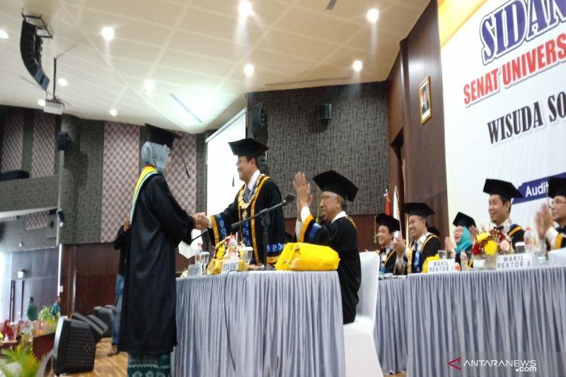 ULM kembali luluskan Program Doktor