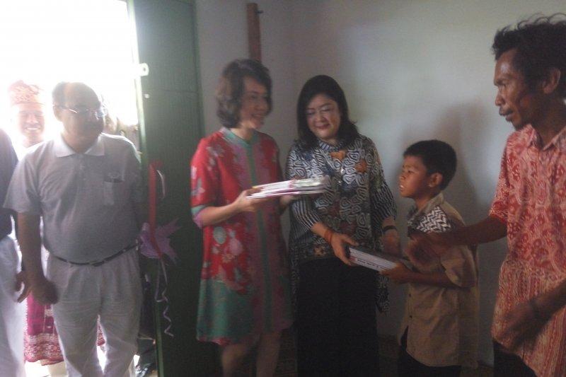 Mimpi jadi nyata pegiat literasi muda Lampung Timur