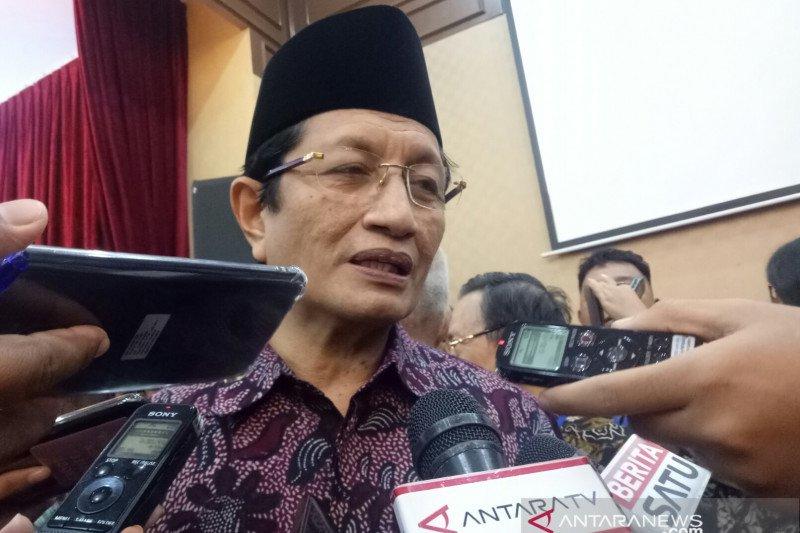 Nasaruddin Umar: harus terbiasa hidup di tengah perbedaan