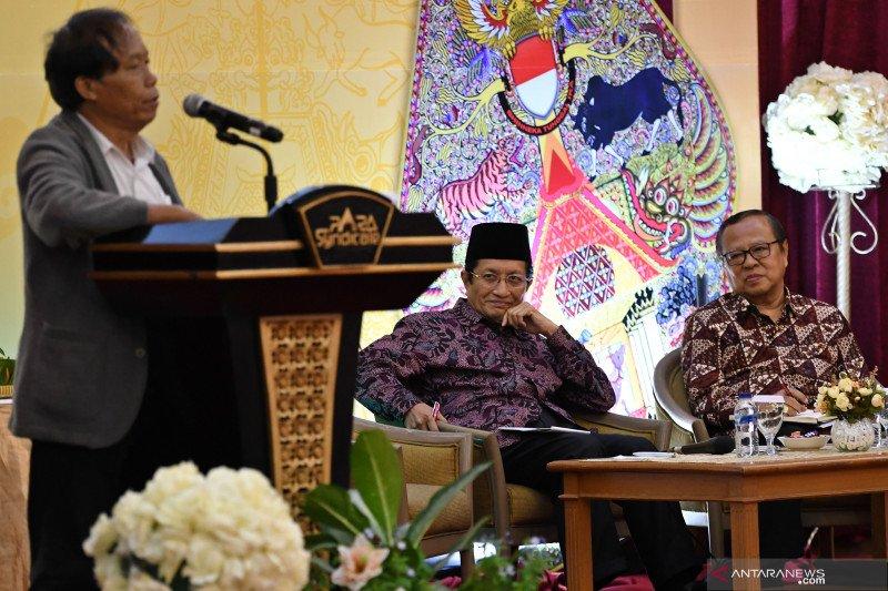 Uskup Agung Jakarta: Pancasila harus menjadi watak bangsa