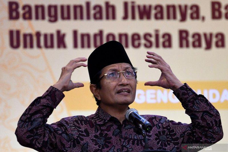 Imam Besar Istiqlal : agama apapun harus melalui filter keindonesiaan