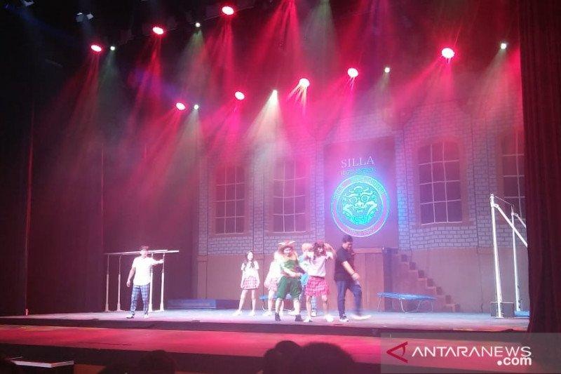 """Flying"", sajian menghibur drama nonverbal asal Korea Selatan"