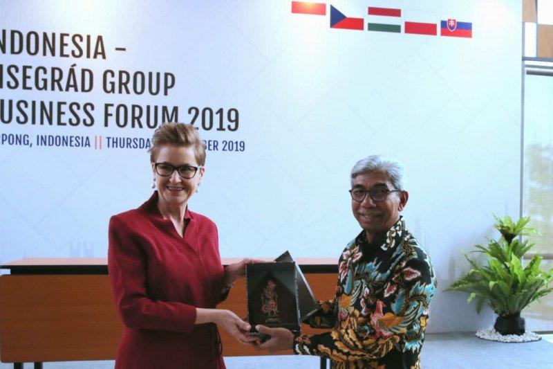 Polandia ingin ambil bagian dalam pembangunan infrastruktur Indonesia