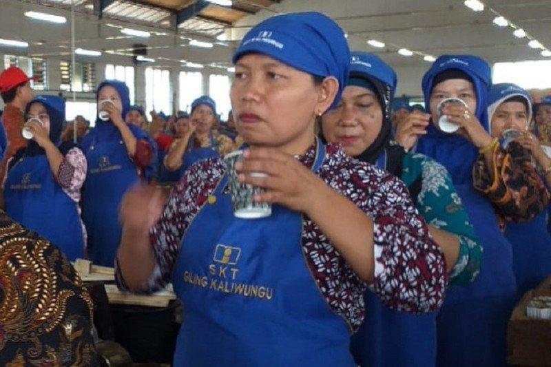 Dinkes Kudus canangkan pemberian tambah darah bagi perempuan pekerja