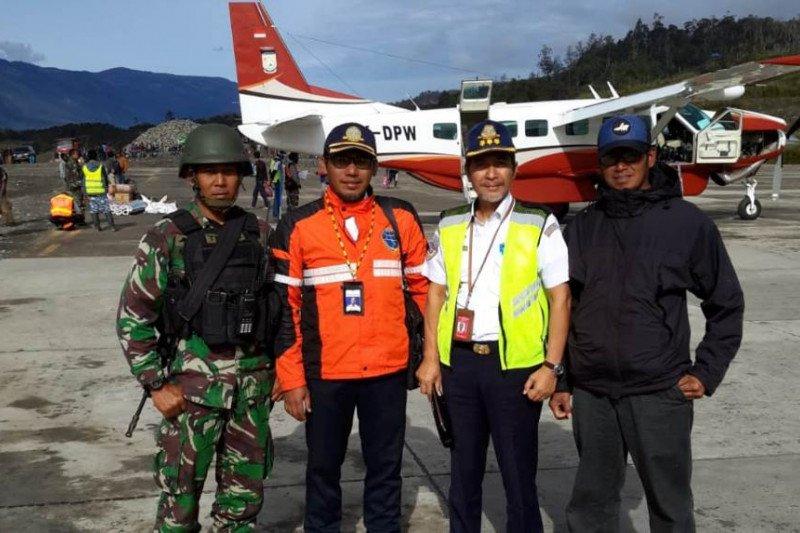 Operasional Bandara Ilaga normal pascapenembakan helikopter