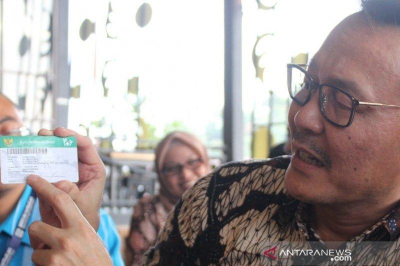 Program JKN-KIS  cakup 84,1 persen penduduk Indonesia
