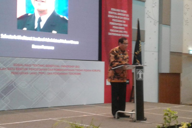 Kemenkumham RI   sosialisasi Beneficial Ownership di Manado