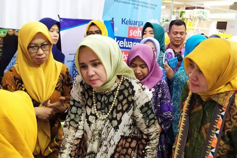 """Kids Day Expo Lampung"" jadi ajang lestarikan permainan tradisional"