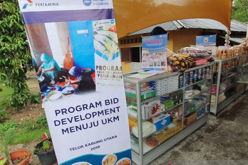 Pertamina dorong pengembangan ekonomi kreatif di Padang (Video)