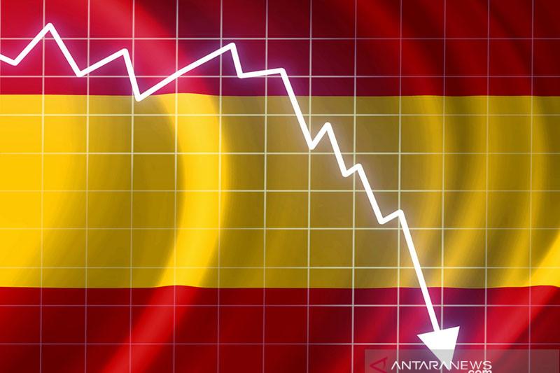 Indeks IBEX-35 Spanyol berakhir berkurang 0,23 persen