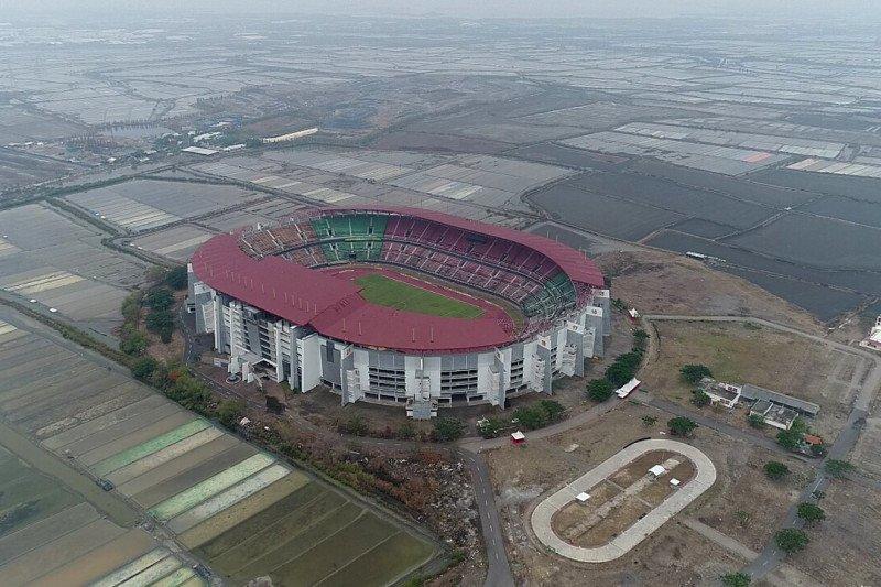 Renovasi Stadion GBT dikebut jelang bidding Piala Dunia U-20
