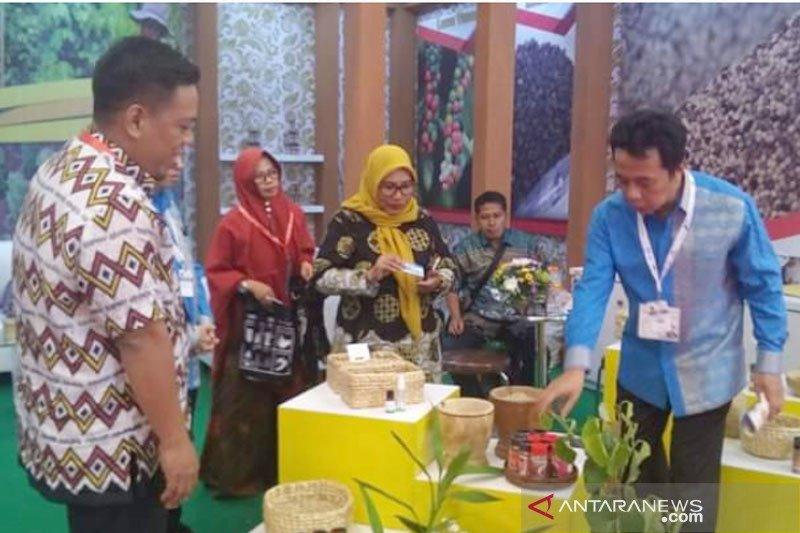 """Pemkab Lutim """"jual"""" lada di Trade Expo Indonesia 2019 di Tangerang"""