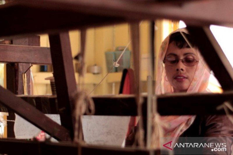 Menelisik Kampung Bandar sentra tenun Pekanbaru