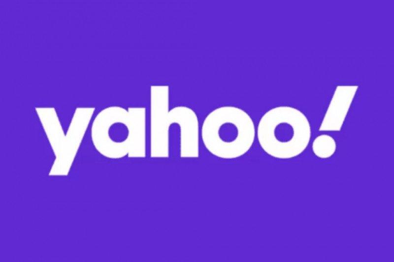 Logo berubah, Yahoo sebut meningkat