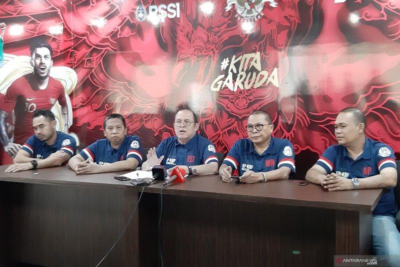 11 nama berhak jadi calon tetap ketua umum PSSI