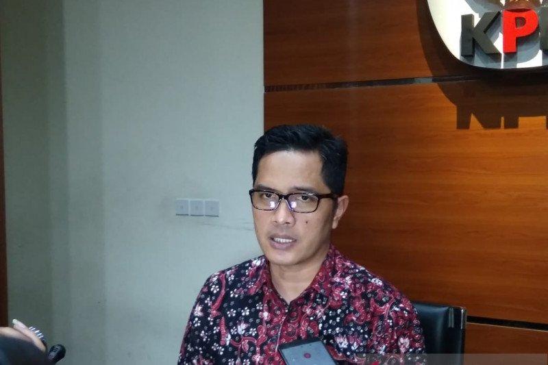 KPK periksa staf Wali Kota Medan yang sempat melarikan diri