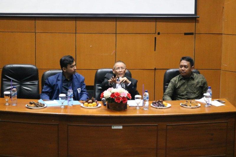 Puluhan lembaga mahasiswa uji materi alternatif kuatkan KPK