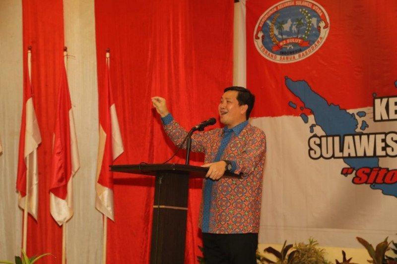 Wagub Sulut mengajak warga diaspora jaga kebersamaan