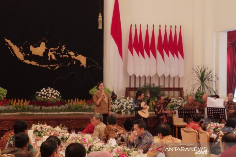 Sri Mulyani: Presiden Jokowi gamblang dalam beri panduan ke menteri
