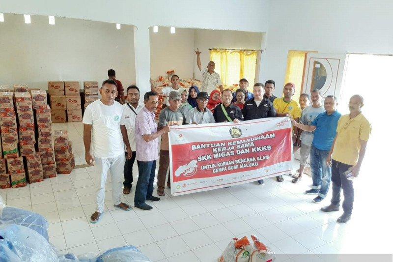 SKK Migas dan kontraktor KKS bantu korban gempa Maluku