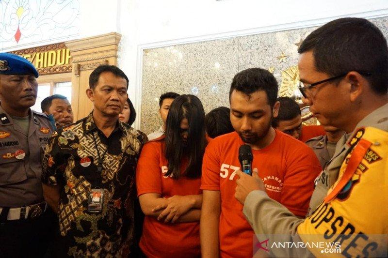 Polrestabes Surabaya ungkap pembunuhan dengan laporan awal penculikan