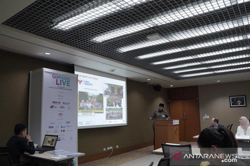 Wako Fadly Amran paparkan langkah Padang Panjang membangun Smart City