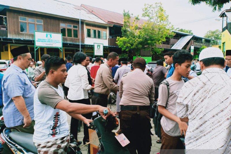 Polda Papua Barat cipta kondisi menjelang pelantikan presiden