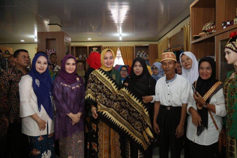 Lampung kini miliki Gedung Galeri Tapis Negeri Katon