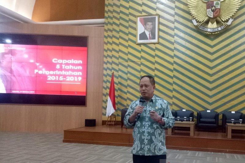 Menristekdikti: Kerja dengan Jokowi punya target jelas