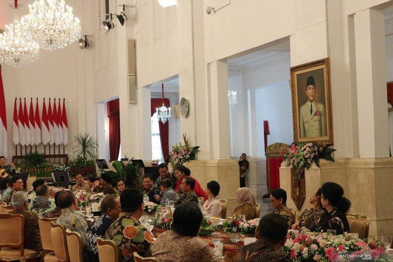 Presiden Jokowi dan Wapres JK kompak suarakan