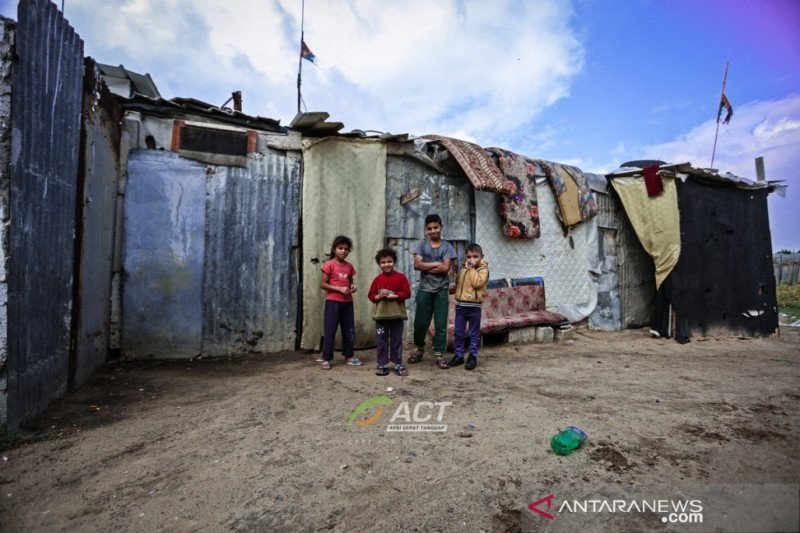 ACT: warga Gaza dan Suriah butuh bantuan