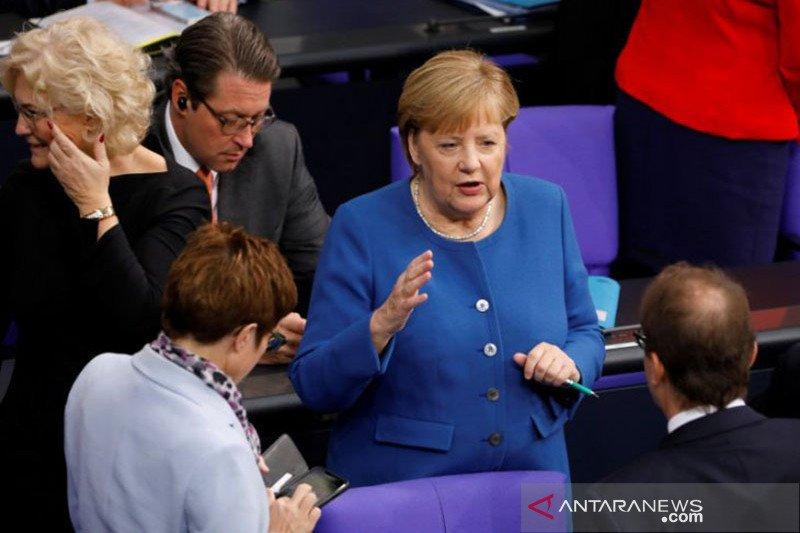 Jerman desak Turki hentikan serangan di Suriah