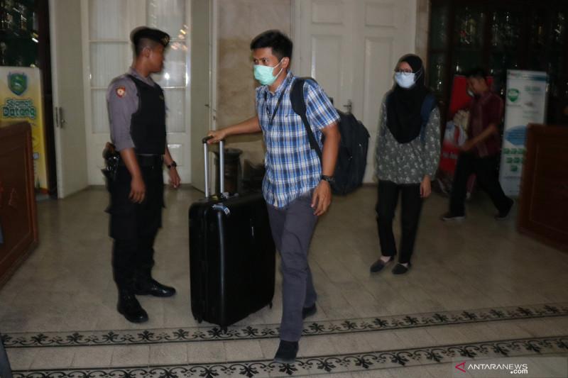 KPK geledah kantor Bupati Indramayu