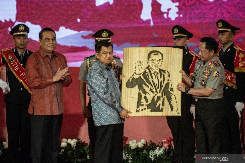 Pengantar purna tugas Wapres Jusuf Kalla